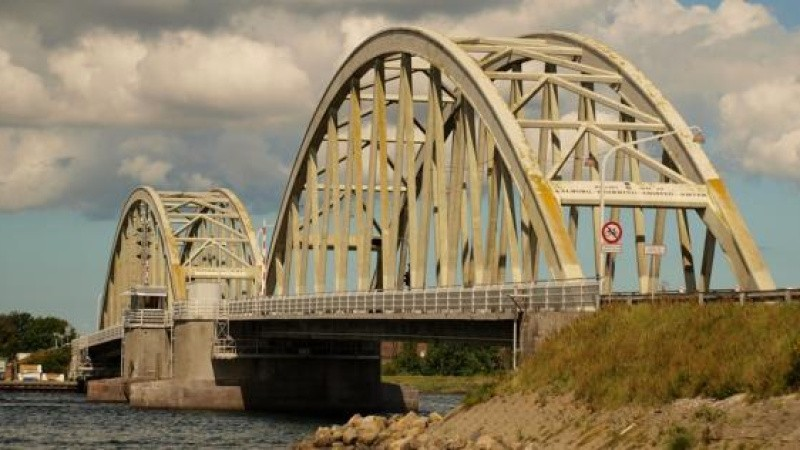 Aggersundbroen får nyt betondæk