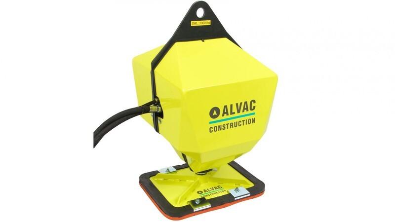 Fleksible vakuumløftere fra Al-Vac
