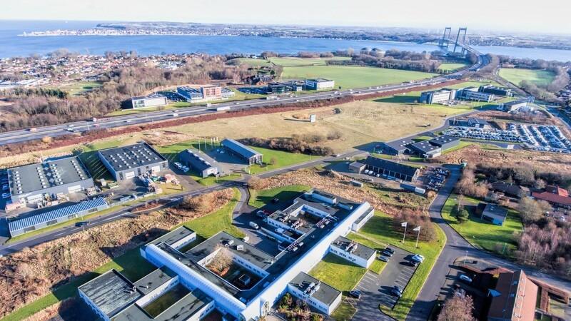 Asfalt-kompetencer samles i Fredericia