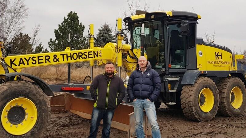 Ramirent danner partnerskab med Kayser & Thorsen