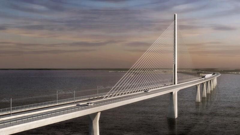 Kontrakten på Storstrømsbroen er underskrevet