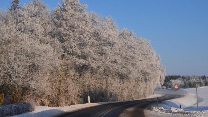 Vinteren blev hårdere på vejene end normalt