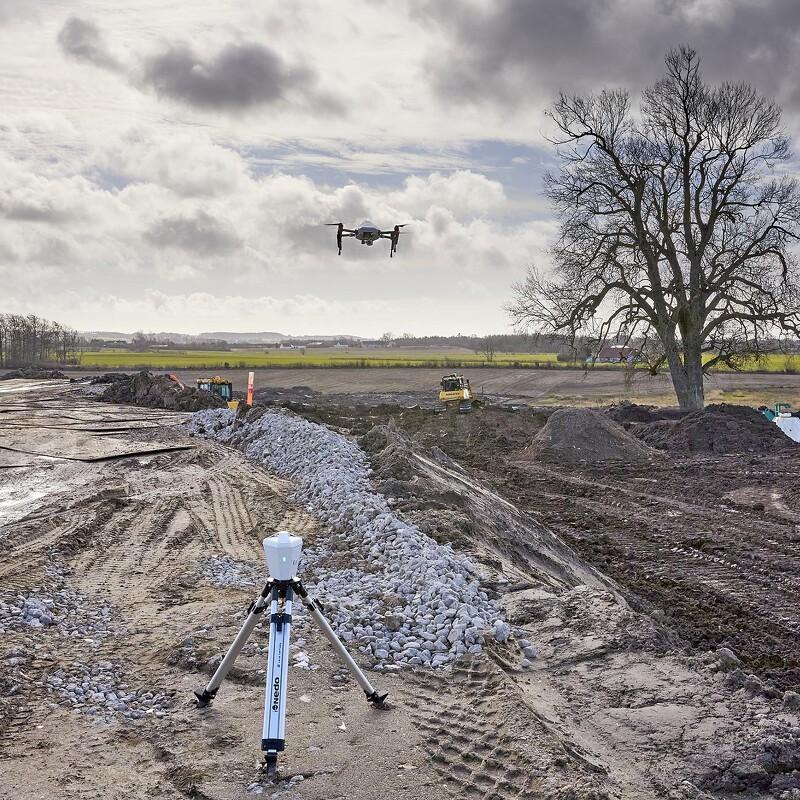 Smart Construction en realitet med danske Scantruck i front