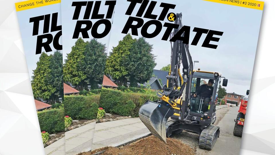 Tilt & Rotate 2 - 2020 DK