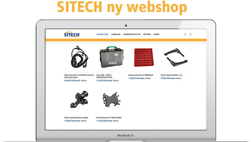 SITECH-ny-webshop