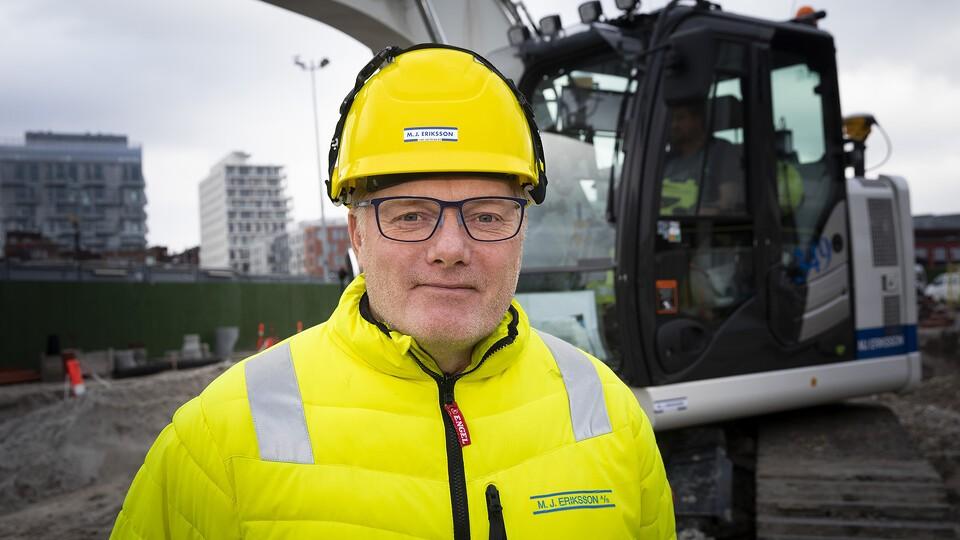4. Projektleder Jan Bach Nielsen fra M.J. Eriksson